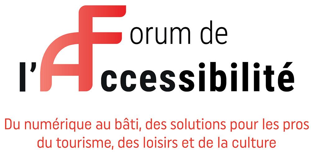 forum accessibilité logo