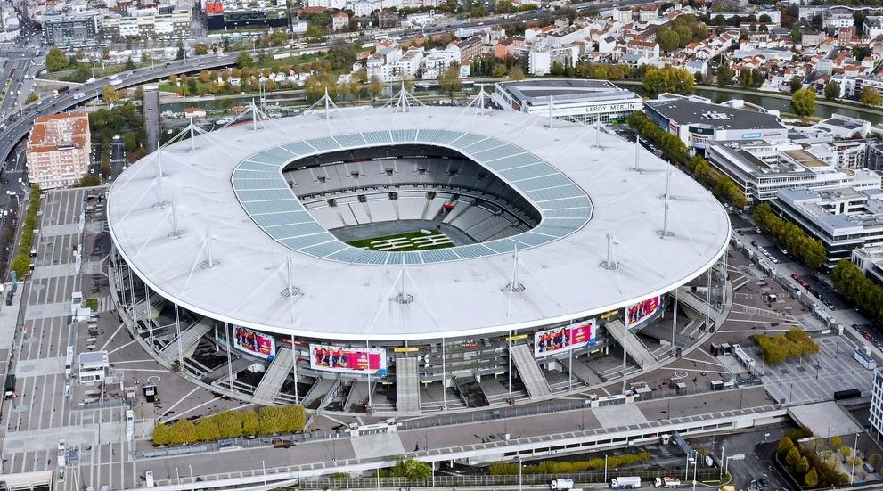 Rénovation Ascenseurs du Stade de France